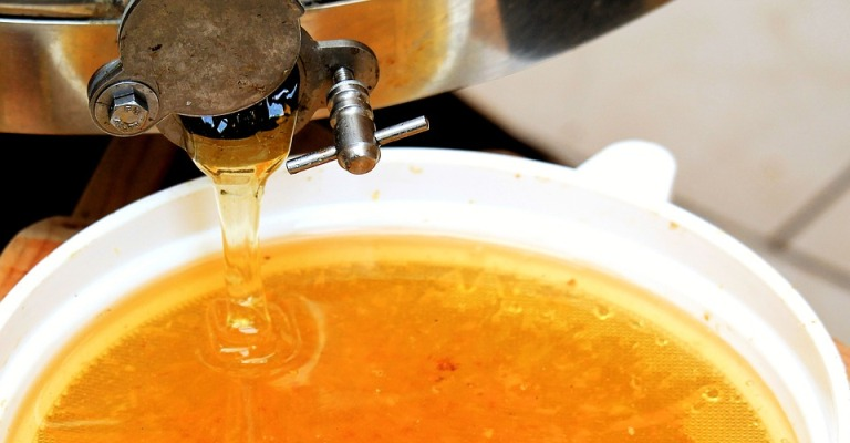 Готовый мед
