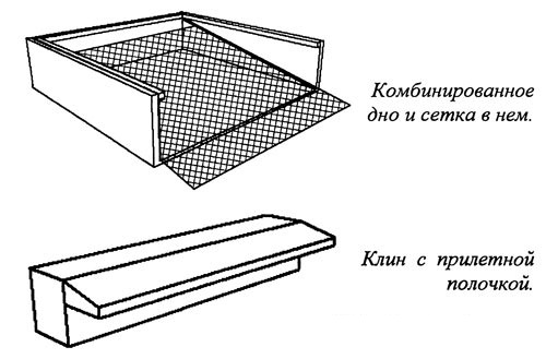 дно корпуса