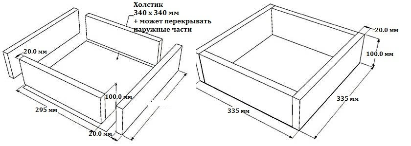 Улей Эмиля Варрэ: сборка с чертежами
